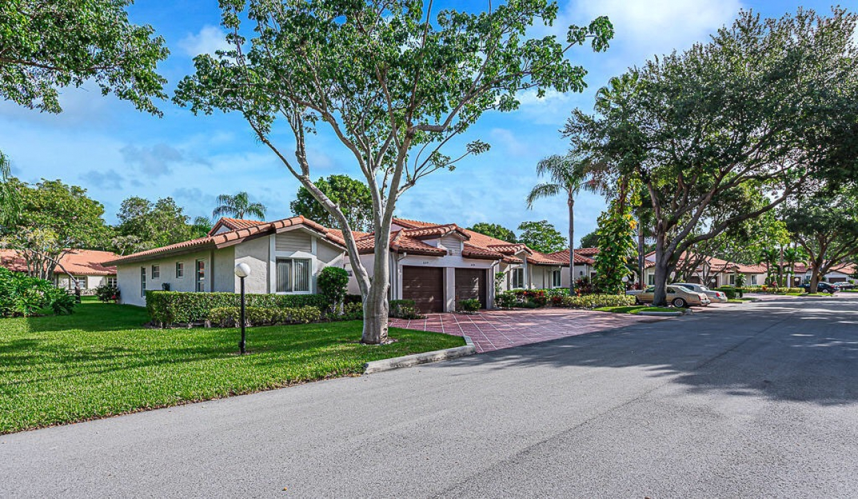 Townhouse for Rent in Delray Beach
